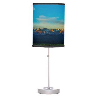 Sierra Nevada Mountains Lamp