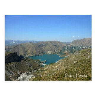 Sierra Nevada Postcard