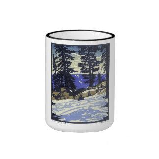 Sierra Snowbank Mug
