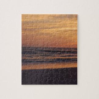 Siesta Key Beach Sunset Jigsaw Puzzle