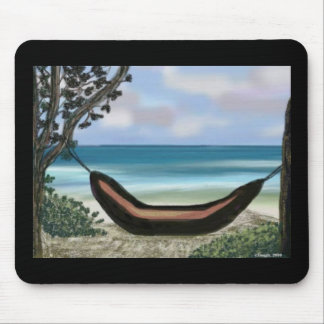 Siesta Time Mouse Pad