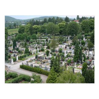 Sieveringer Friedhof Postcard