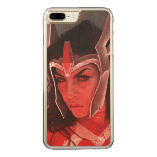 Sif After Battle Carved iPhone 7 Plus Case