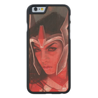 Sif After Battle Carved Maple iPhone 6 Case