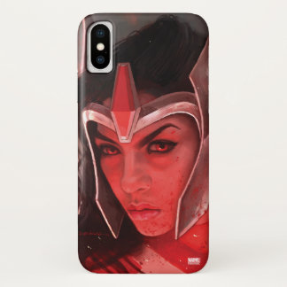 Sif After Battle iPhone X Case