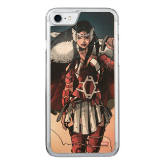 Sif In Moonlight Carved iPhone 7 Case