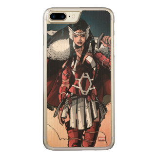 Sif In Moonlight Carved iPhone 8 Plus/7 Plus Case