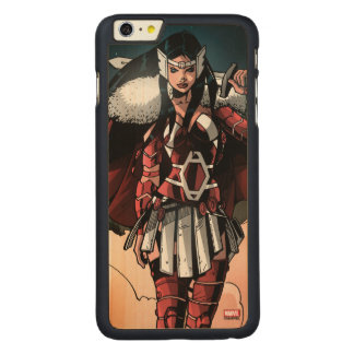 Sif In Moonlight Carved® Maple iPhone 6 Plus Case
