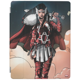Sif In Moonlight iPad Cover