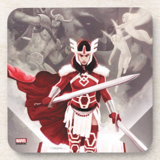 Sif Journey Into Mystery Cover Coasters