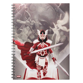 Sif Journey Into Mystery Cover Note Book