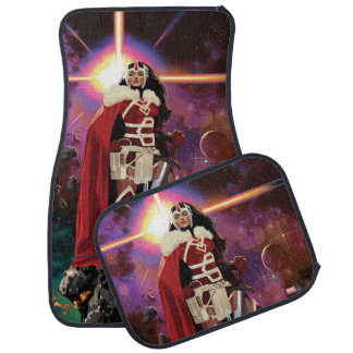 Sif On Asteroid Car Mat