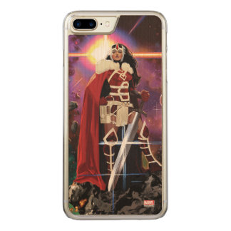 Sif On Asteroid Carved iPhone 7 Plus Case