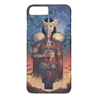 Sif With Sword iPhone 8 Plus/7 Plus Case