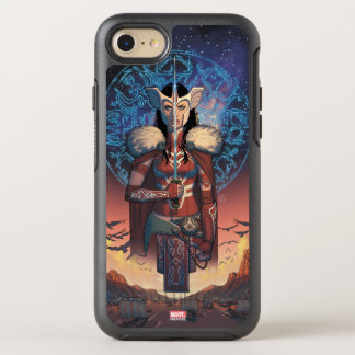 Sif With Sword OtterBox Symmetry iPhone 8/7 Case