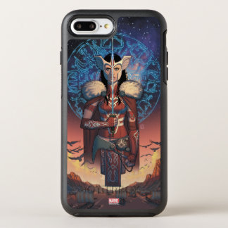 Sif With Sword OtterBox Symmetry iPhone 8 Plus/7 Plus Case