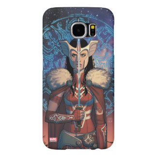 Sif With Sword Samsung Galaxy S6 Cases