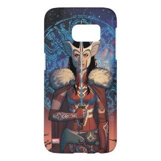 Sif With Sword Samsung Galaxy S7 Case