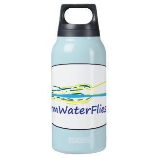 Sigg 0.3 L logo water bottle in white