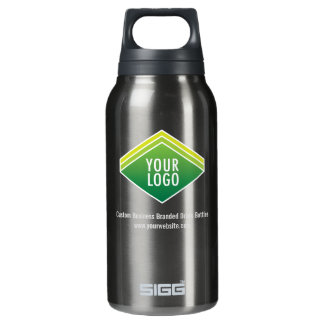 SIGG Smoked Pearl Thermo Bottle .3L Custom Logoed