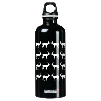 SIGG White Wild buck Water Bottle