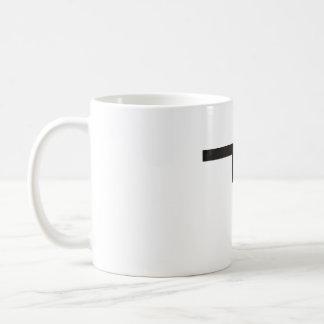 Sigh... White mug