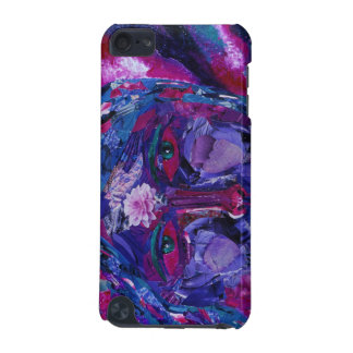 Sight – Magenta Violet Inner Vision iPod Touch (5th Generation) Case