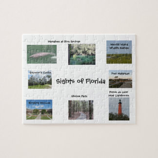 Sights of Florida Puzzle