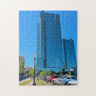 Sights of Fort Worth Jigsaw Puzzle