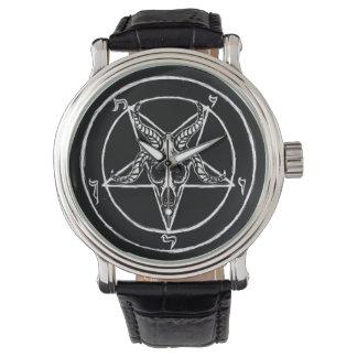 Sigil Of Baphomet Vintage Watch