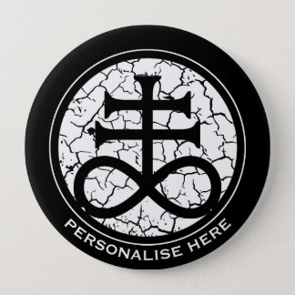 Sigil of Leviathan 4 Inch Round Button