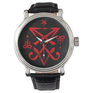 Sigil of Lucifer Watch