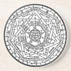 Sigillum Dei Aemeth (The sigil of Dei Ameth, Seal Coaster