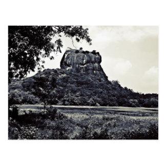 Sigiriya (Lion's rock) Postcard