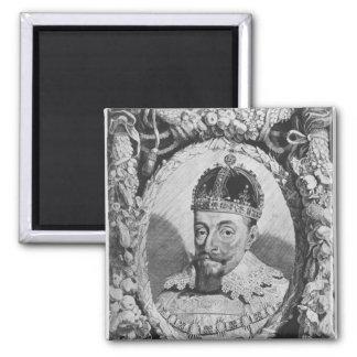Sigismund Vasa, King of Poland and Sweden Magnet