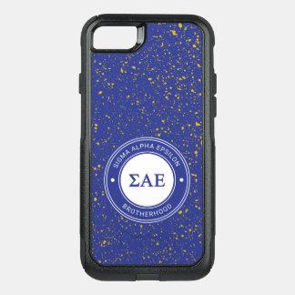 Sigma Alpha Epsilon | Badge OtterBox Commuter iPhone 8/7 Case