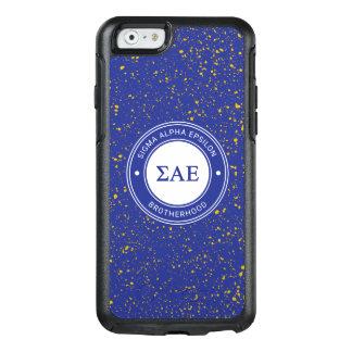 Sigma Alpha Epsilon | Badge OtterBox iPhone 6/6s Case