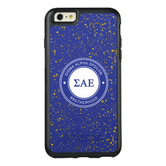 Sigma Alpha Epsilon | Badge OtterBox iPhone 6/6s Plus Case