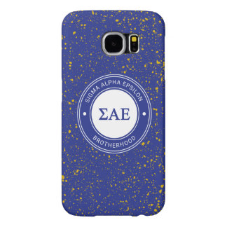 Sigma Alpha Epsilon | Badge Samsung Galaxy S6 Cases