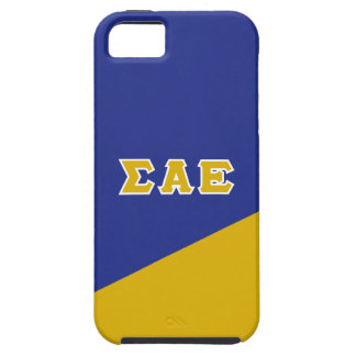 Sigma Alpha Epsilon | Greek Letters iPhone 5 Cases