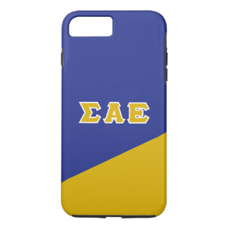 Sigma Alpha Epsilon | Greek Letters iPhone 8 Plus/7 Plus Case