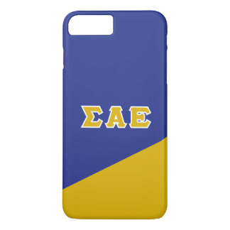 Sigma Alpha Epsilon | Greek Letters iPhone 8 Plus/7 Plus Case