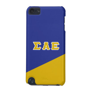 Sigma Alpha Epsilon | Greek Letters iPod Touch (5th Generation) Cases