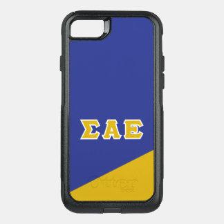 Sigma Alpha Epsilon | Greek Letters OtterBox Commuter iPhone 7 Case