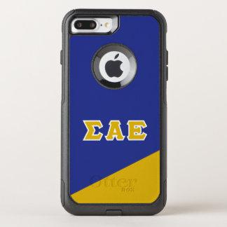 Sigma Alpha Epsilon | Greek Letters OtterBox Commuter iPhone 8 Plus/7 Plus Case