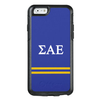 Sigma Alpha Epsilon | Sport Stripe OtterBox iPhone 6/6s Case