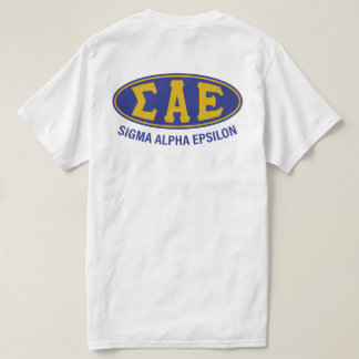 Sigma Alpha Epsilon | Vintage T-Shirt