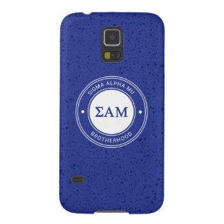 Sigma Alpha Mu | Badge Case For Galaxy S5