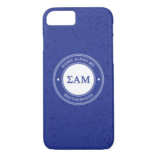 Sigma Alpha Mu | Badge Case-Mate iPhone Case