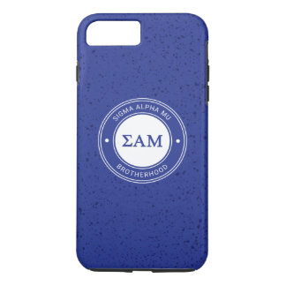 Sigma Alpha Mu | Badge iPhone 8 Plus/7 Plus Case